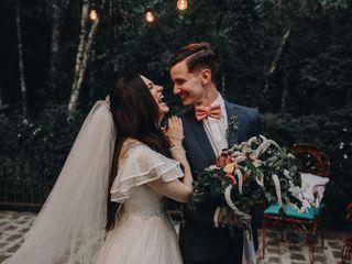O casamento de Gabriel e Thais