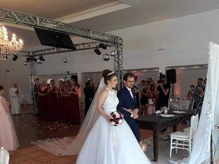 O casamento de Alessandra e Israel 1