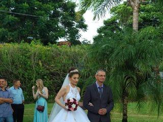 O casamento de Alessandra e Israel 3