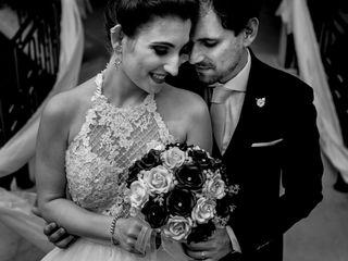 O casamento de Alessandra e Israel