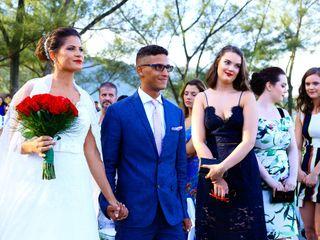 O casamento de Ilca e Kjell 2
