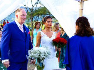 O casamento de Ilca e Kjell 3