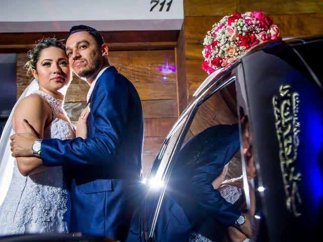 O casamento de Paula e Cleber
