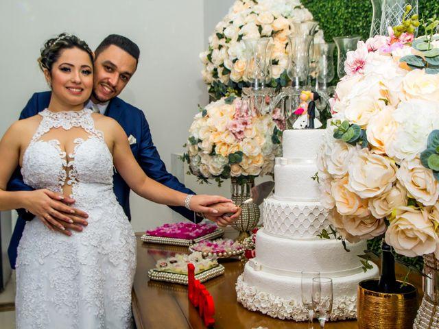 O casamento de Cleber e Paula em São Paulo, São Paulo 17