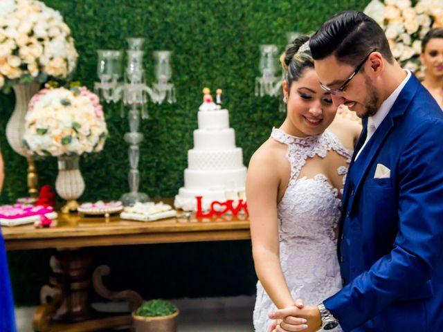 O casamento de Cleber e Paula em São Paulo, São Paulo 18