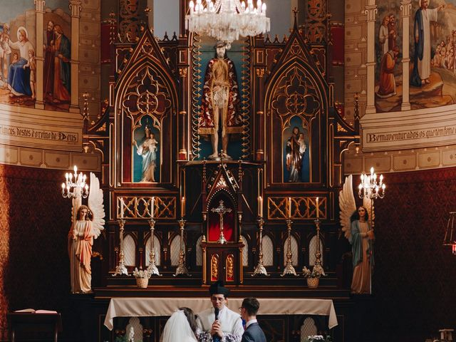 O casamento de Thais e Gabriel em Curitiba, Paraná 86