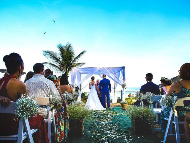O casamento de Ilca e Kjell