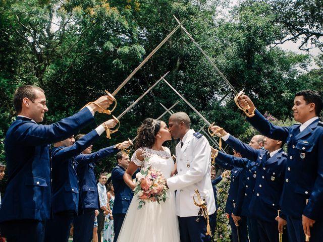 O casamento de Jullie e Bira