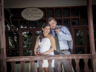 O casamento de Mayara e Rubio