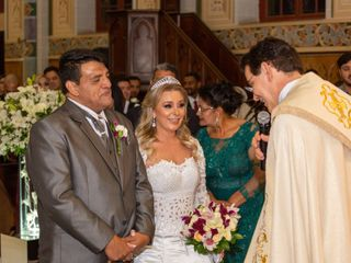 O casamento de Graziely e Joelson