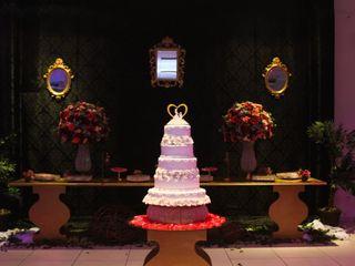 O casamento de Viviane  e Ronald 1