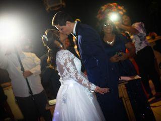 O casamento de Viviane  e Ronald