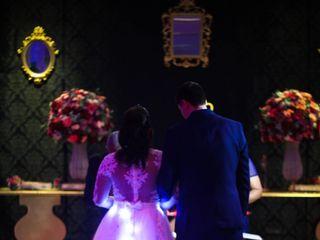 O casamento de Viviane  e Ronald 3