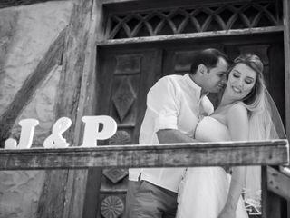 O casamento de Ana Paula e João