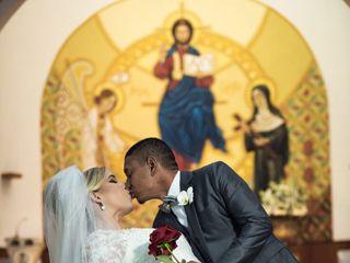 O casamento de Camila e Maurício  2