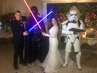 O casamento de Carla Venancio e Diogo 1