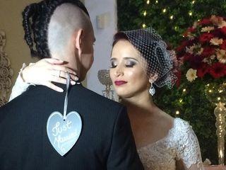 O casamento de Carla Venancio e Diogo 3