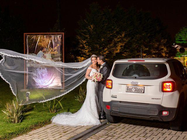 O casamento de Samuel e Rafaella em Curitiba, Paraná 126