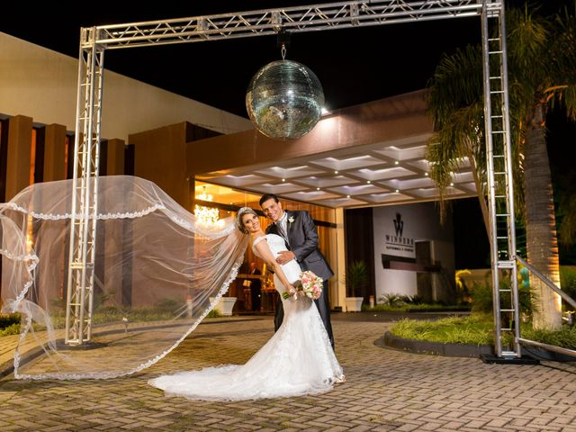 O casamento de Samuel e Rafaella em Curitiba, Paraná 2