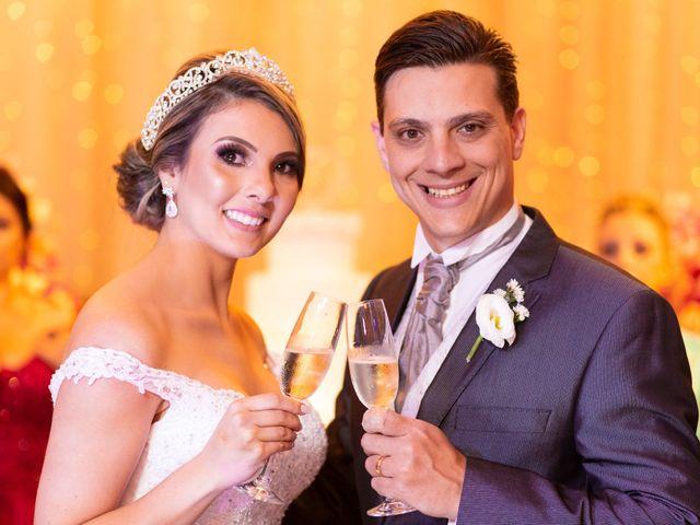 O casamento de Samuel e Rafaella em Curitiba, Paraná 140