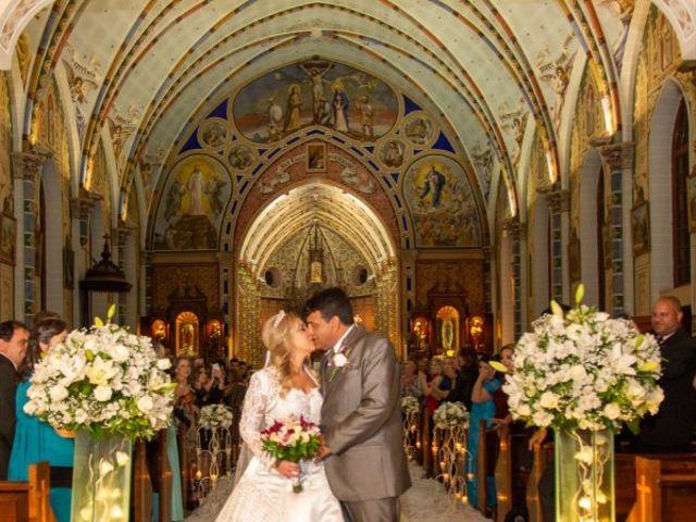 O casamento de Joelson e Graziely em Curitiba, Paraná 1