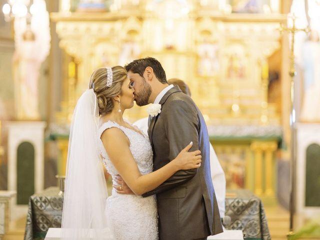 O casamento de Tassiane e Rafael
