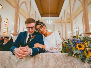 O casamento de Tuany e Bruno