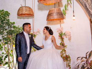 O casamento de Thalya e Werberth 1