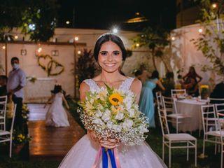 O casamento de Thalya e Werberth 3