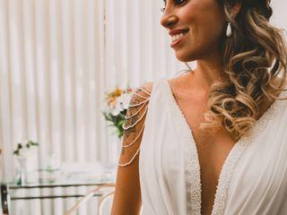 O casamento de Milena e Júnior 1