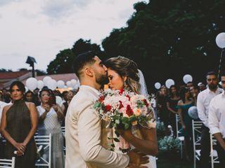 O casamento de Milena e Júnior 3