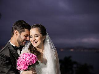 O casamento de Caroline e Eriton 1