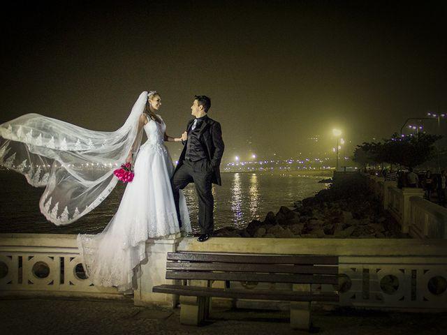 O casamento de Nathalia e Mauricio