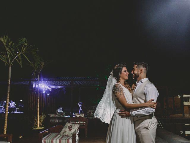 O casamento de Milena e Júnior