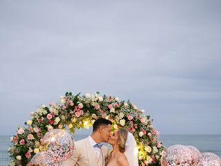 O casamento de Janice Regina e Douglas Wolff  2