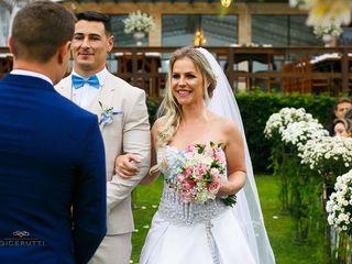 O casamento de Janice Regina e Douglas Wolff
