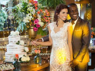 O casamento de Roberta e Jeferson