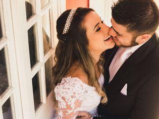 O casamento de Mariana e Giovanni
