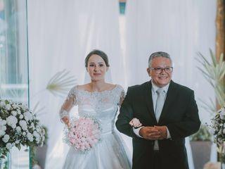 O casamento de Thais e Jonas 1