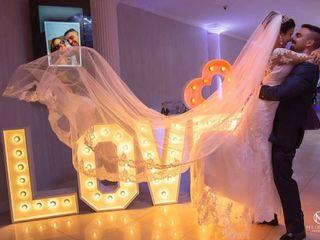 O casamento de Natacha e Luiz Felipe