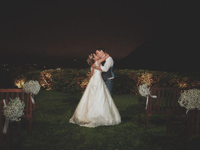 O casamento de Andressa e Fabio