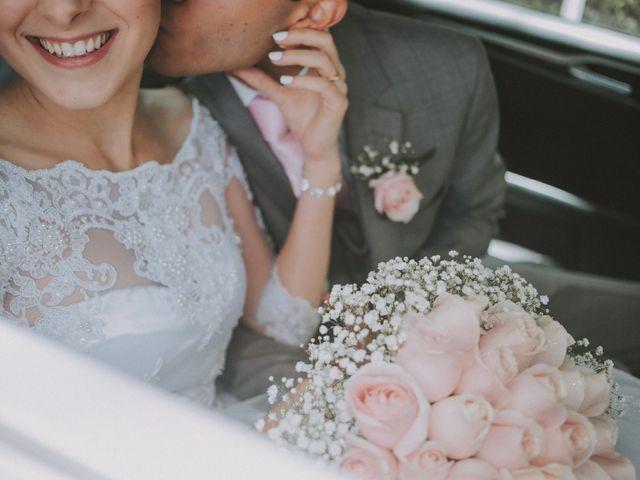 O casamento de Thais e Jonas