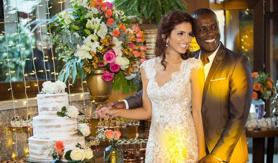 O casamento de Jeferson e Roberta em Florianópolis, Santa Catarina