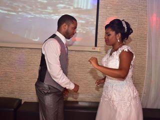 O casamento de Alan e Stefany 1