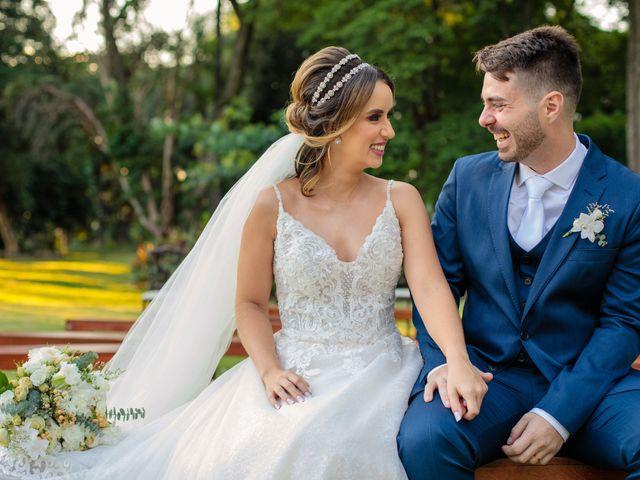 O casamento de Maira e Caique