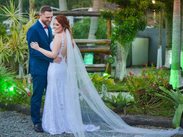 O casamento de Heloiza e Rafael