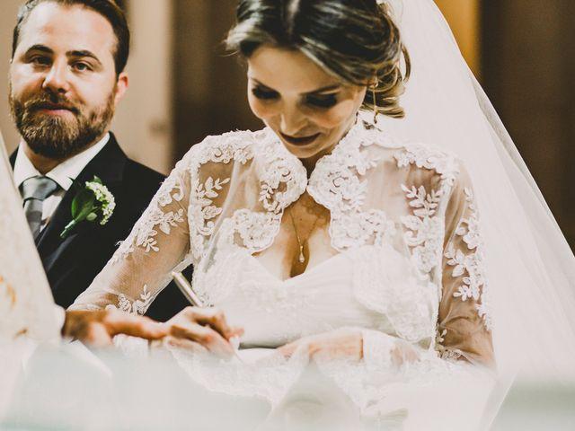 O casamento de Luciana e Leonardo