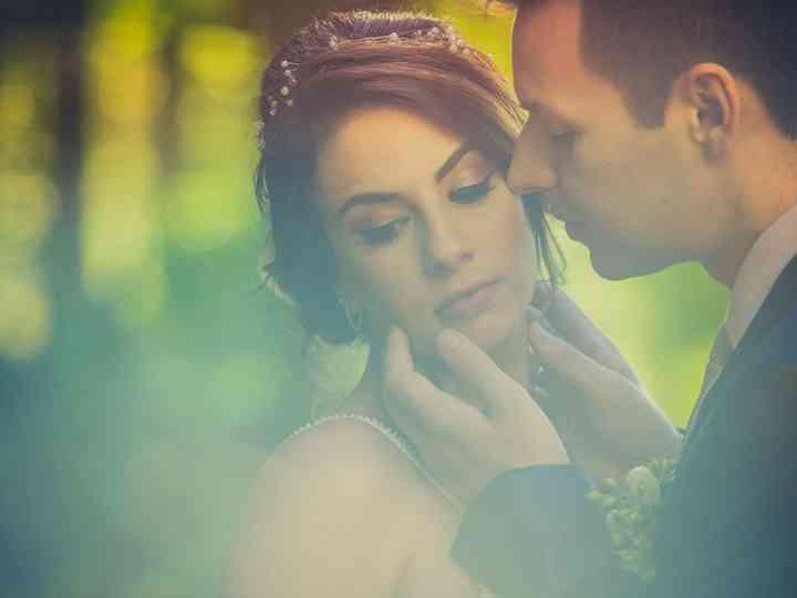 O casamento de Muriel e Renar
