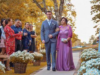 O casamento de Aline e Ronaldo 2