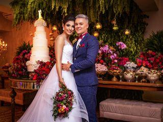 O casamento de Mayara e Vinícius